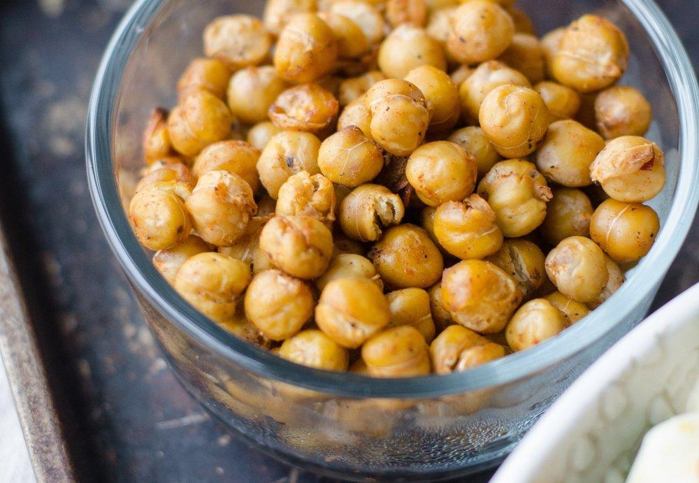 crispy-baked-chickpeas