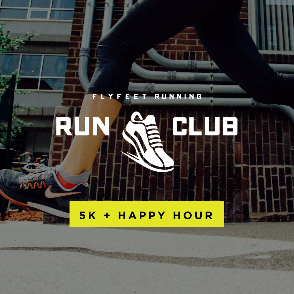 Fly Feet Running - Run Club