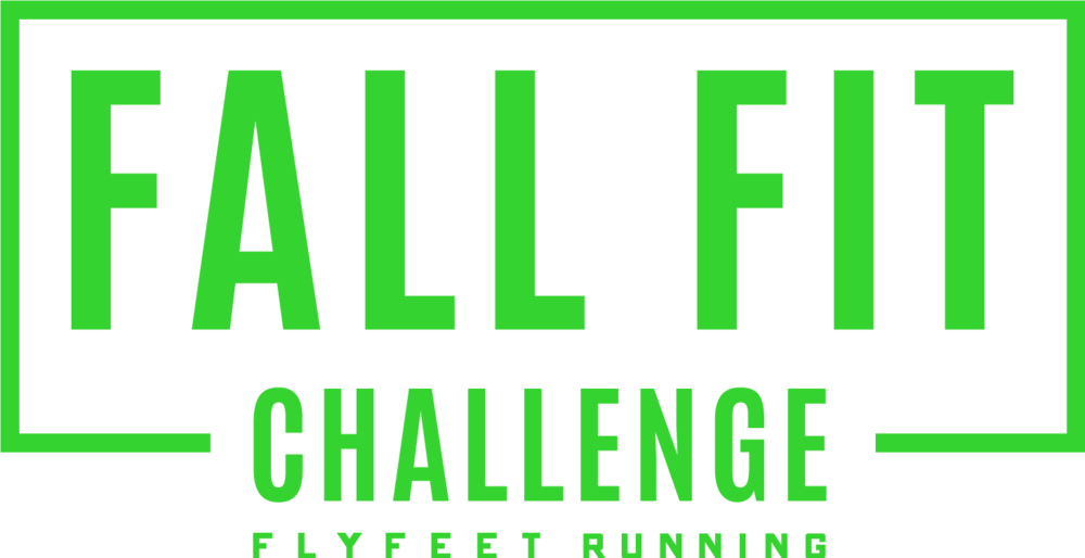 Fly Feet Running - Fall Fit Challenge