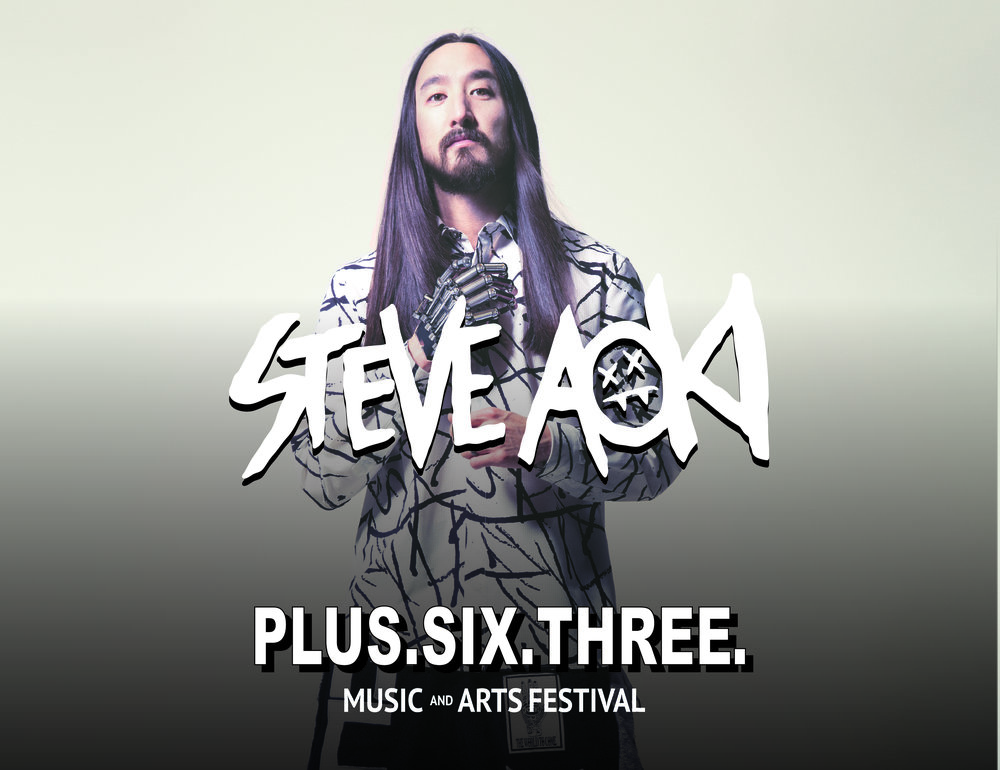 PLUS SIX THREE will bring the biggest stars on the planet along with some of the brightest rising artists to the shores of Cebu, Philippines.