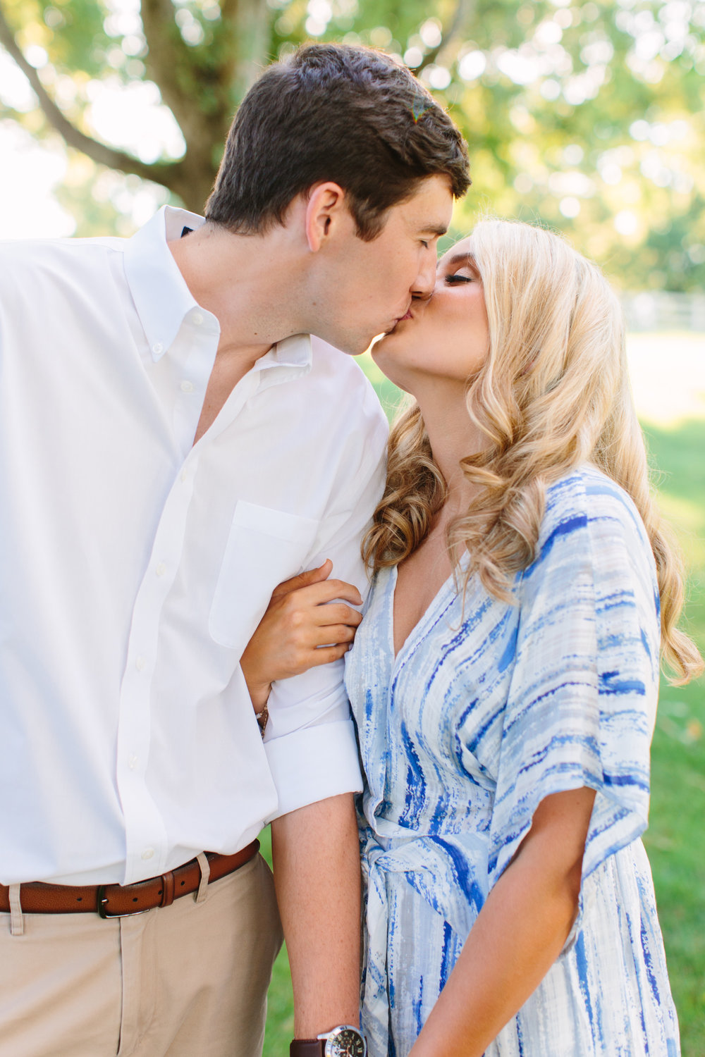 Water Engagement Photos // Knoxville Engagement Session