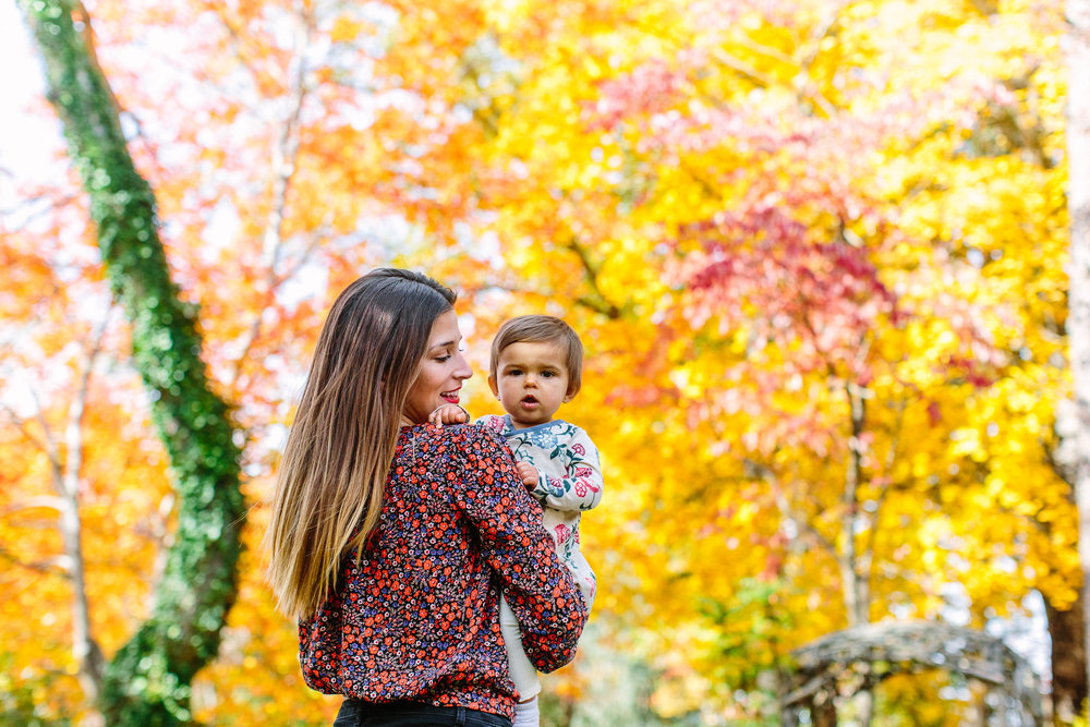 Fall Family Pictures // Knoxville Portrait Photographer // Suzy Collins Photography