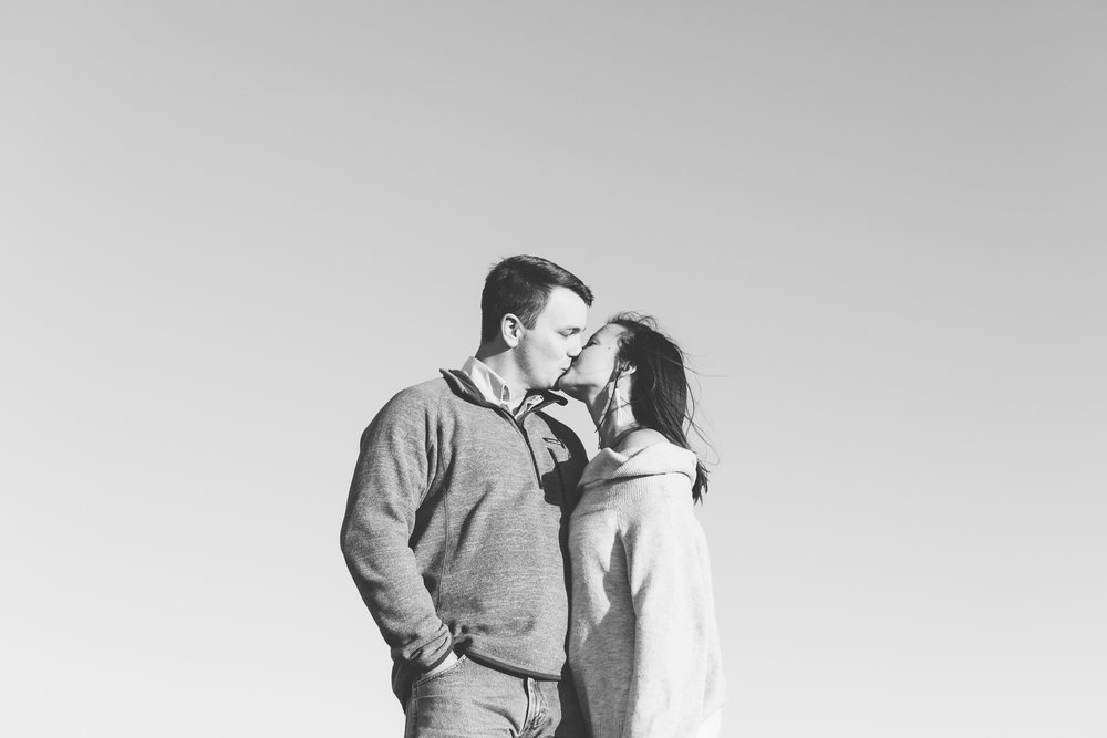 Max Patch NC Engagement Pictures // Knoxville Photographer // Suzy Collins Photography