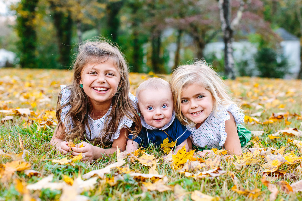 Knoxville Fall Family Photos // Suzy Collins Photography