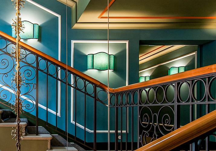 HOTEL GRAND BELLEVUE - SAANEN (CH)- 2013