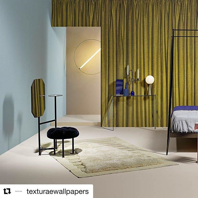#servomuto  wallpaper @texturaewallpapers 🏖 ・・・ A big thanks to @icondesignit for feauturing our wallpaper in the July issue. ⠀ The wallpaper in this picture was designed by @servomuto  for #Texturae ⠀ Art direction by @chiaraandreattistudio ⠀  #texturaewallpaper #homedesign #designers #wallpaperideas #homestyle #homeideas #designinterior #designinspiration #designart #interiordesign #interiordetails #homedecor #press #homedressing #homedreams #icondesign #paper #details #interiorideas #lookingforinspiration #closeup #pattern #colors #milanogram #milandesignweek #summerinterior #pressoffice