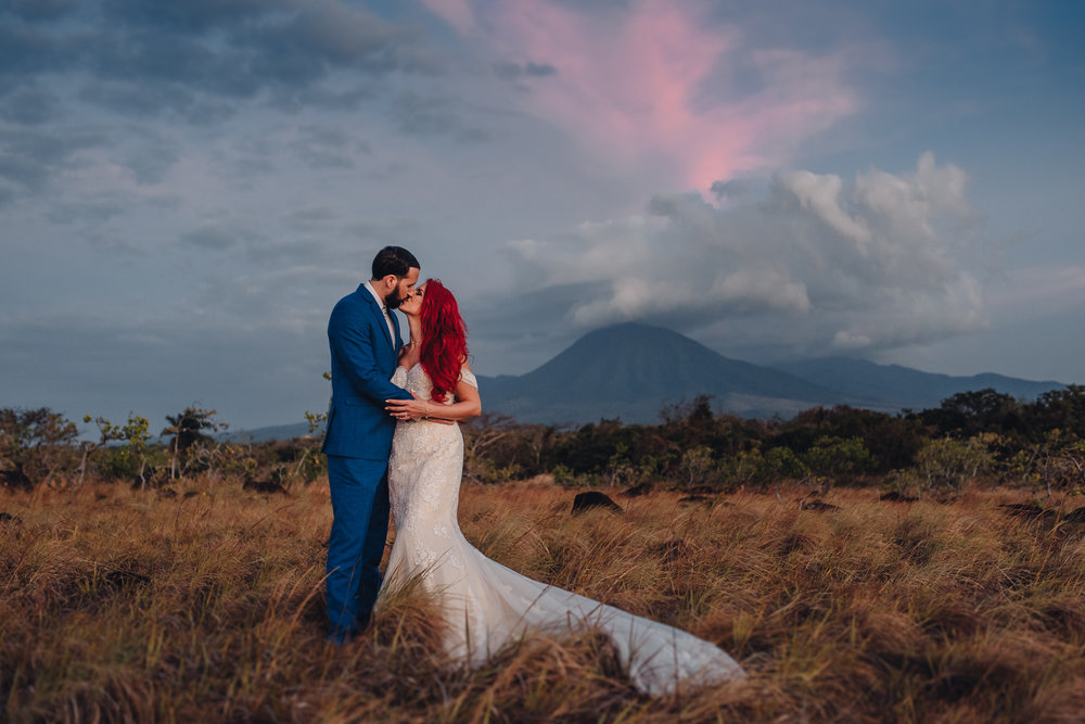 GINA & CHRIS - La Cruz, Costa Rica