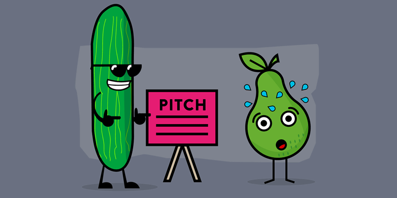 are you as cool as a cucumber before your presentations esther