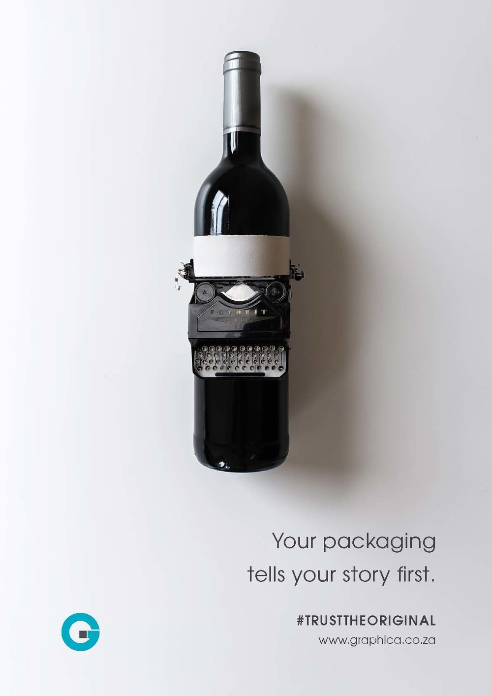 Macaron Republic - Paper & Packaging Magazine Advert - wine.jpg