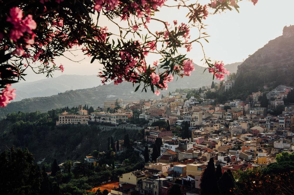 Taormina, Sicilia, Italia