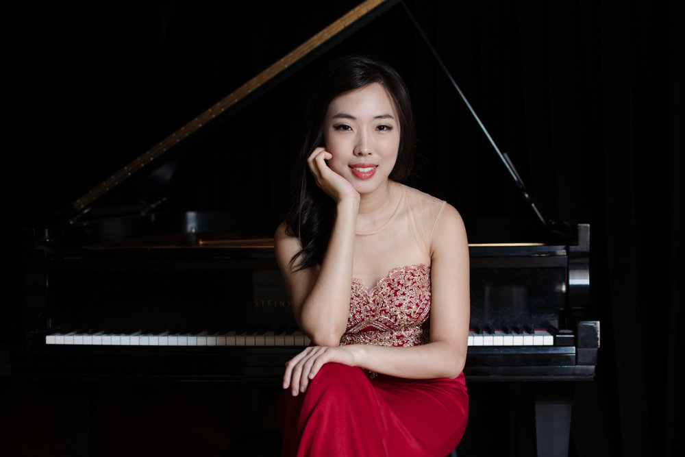 Sherry Kim, pianist