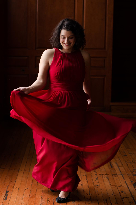 Margarita Rovenskaya, pianist