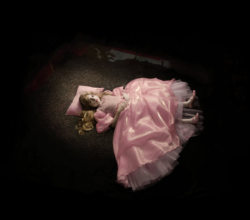 Pink Dream, 2007, 53.2 x 60.7 inches, Photograph