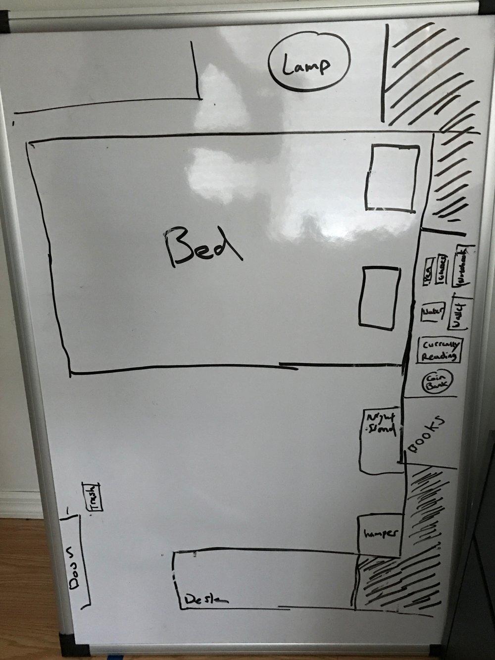 I like whiteboards.