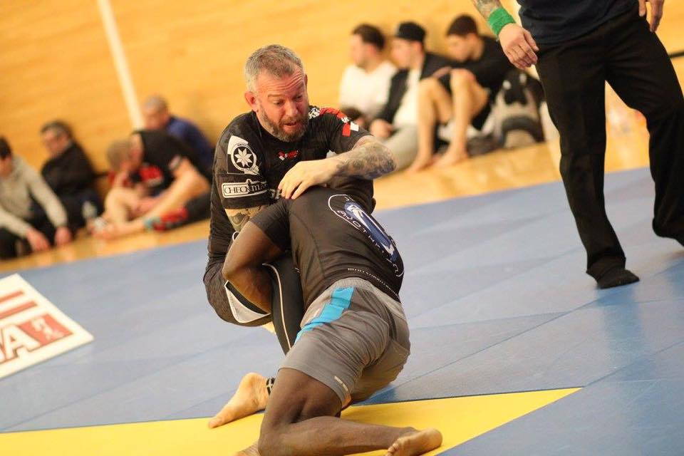 English Open 2016 - No Gi