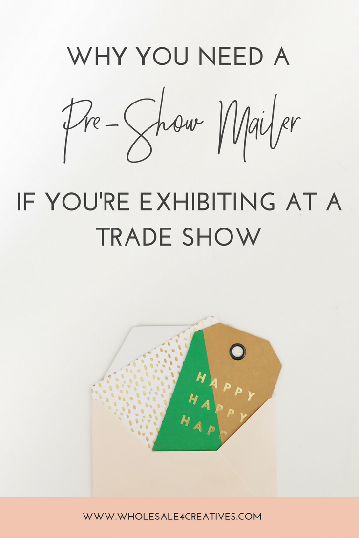 trade show mailers
