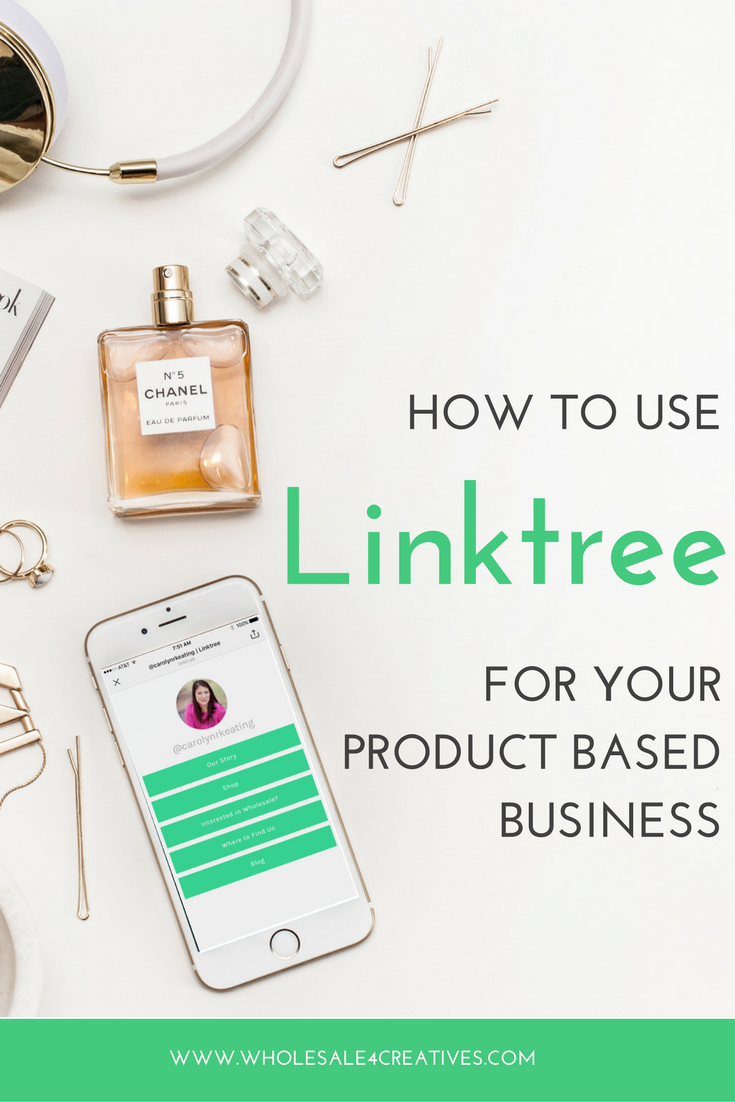 how to use linktree for instagram