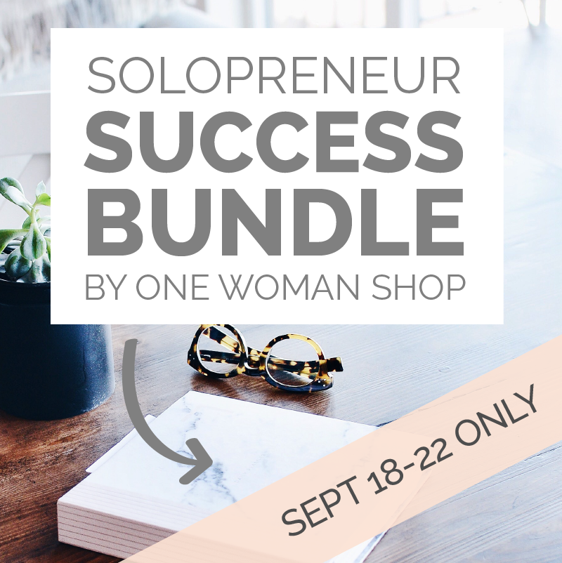solopreneur success bundle 2017