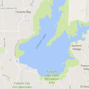 Cartographic Stories: Folsom Lake — Jess Weems on