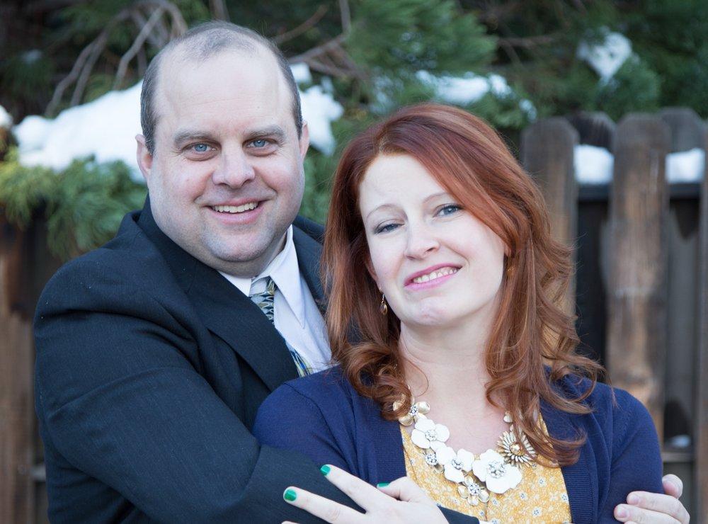 Authors: Bret & Jess Thibault