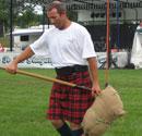 Lyndon MacNaughton, Dalkeith, Ont., Canada, Amateurs Division