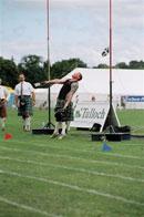 Jamie Barr, Fife, Scotland, Open Pros. Division