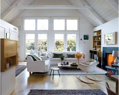 Exposed Beams In Cathedral Ceiling Passion For Home Decor Deb Nelson Design