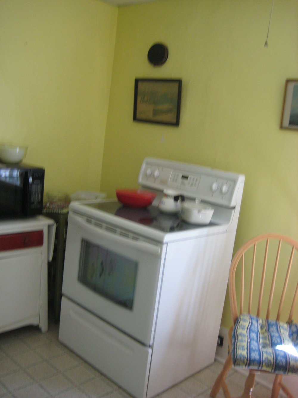 PIC 3 kitchen before