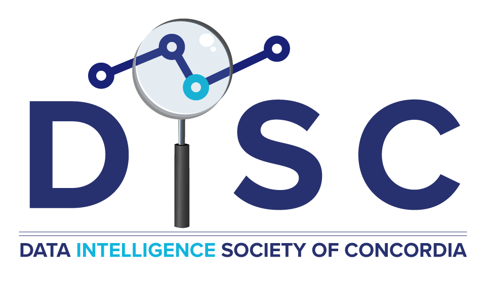 DISC | Data Intelligence Society of Concordia