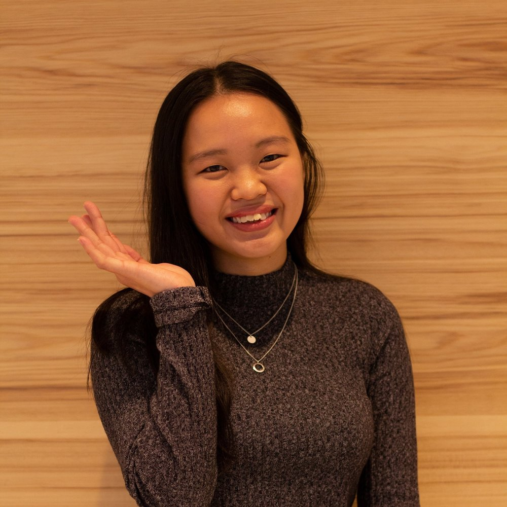Alicia Ngoc Phan - Director of External Affairs