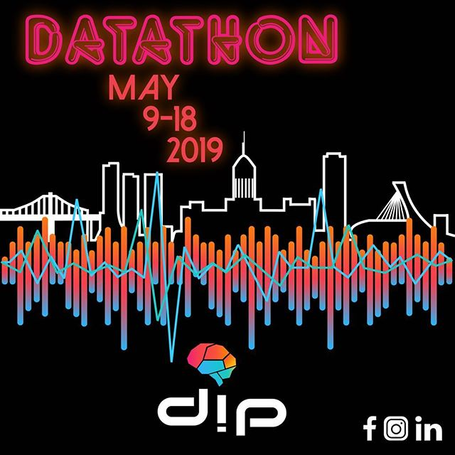 This May, #takeadip into building a brighter future and come tackle our second edition of Datathon: Society 4.0!  Datathon will extend for a full week and a half filled with theoretical and practical workshops with the help of our partners in order to allow you to explore datasets and help you create a solution to one of the 2 CHALLENGES. Challenges will be released at our KickOff Party @ Bar Pamplemousse on May 9th!  Come sharpen your problem-solving skills and indulge in this amazing practical learning experience!  2 CHALLENGES | 2 PATHS | 1 SOLUTION TO CREATE  WHICH WILL YOU TAKE?  Let's build a data-driven society together!