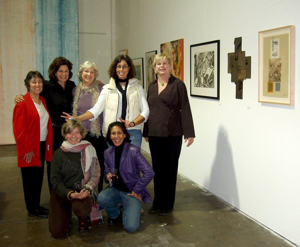 2005 Hedda Hope, Karen Frankel, Cassie Gay, Wendy Lowengrub, Laura Deem, Lea Feinstein, Terry Acebo Davis
