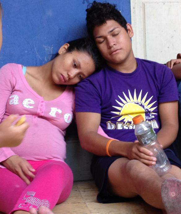 Cyndi and Gerson
