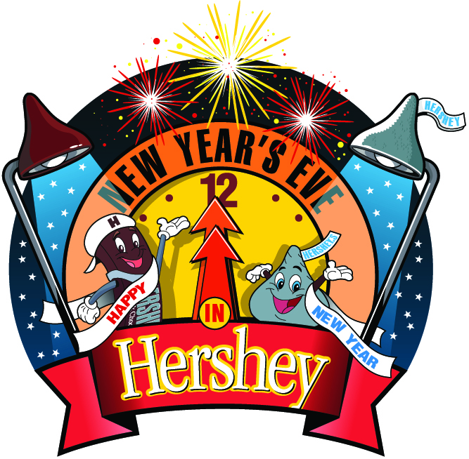 Hershey New Year's Eve
