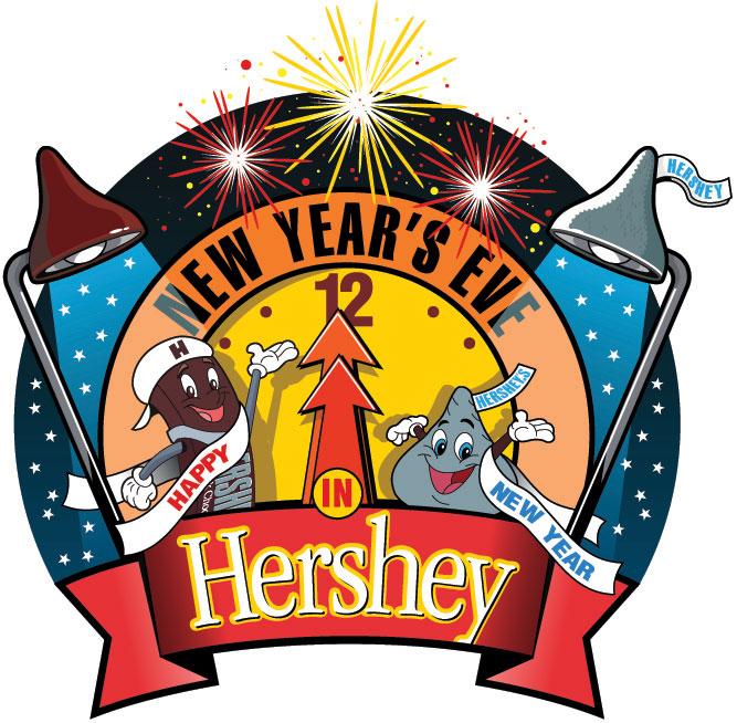hershey new years eve