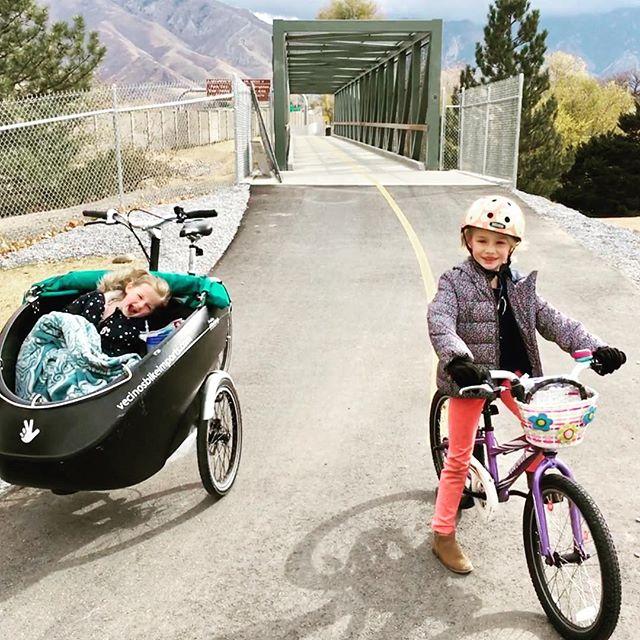 New Parley's Trail + trioBike Mono: You made my day. #bikevecino #bikeslc