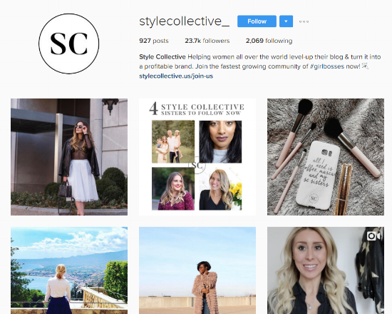 Find them on Instagram - @stylecollective_