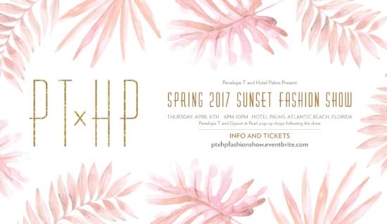 PTxHP Fashion Show 2017