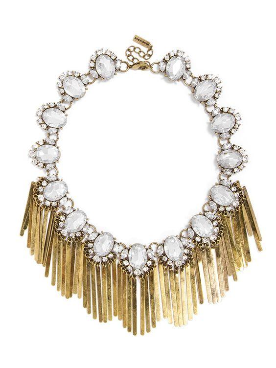 Showgirl Fringe Strand by Bauble Bar