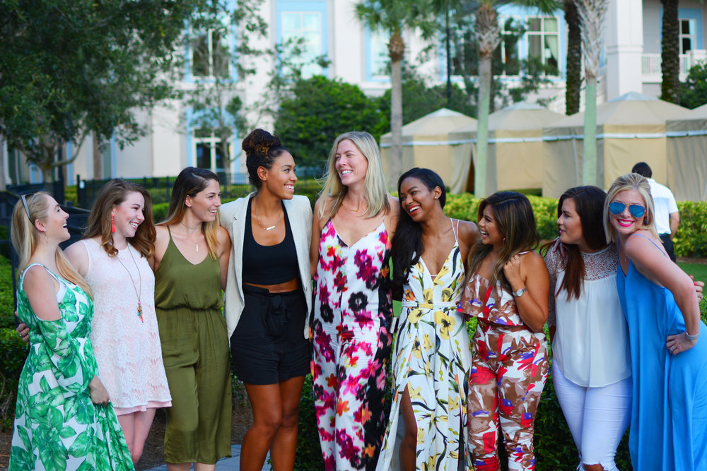 Style Collective Babes at Blog Her '17 in Orlando, Florida this June. If you want to join this tribe of #BossBabes, click the image to link to the Style Collective website.