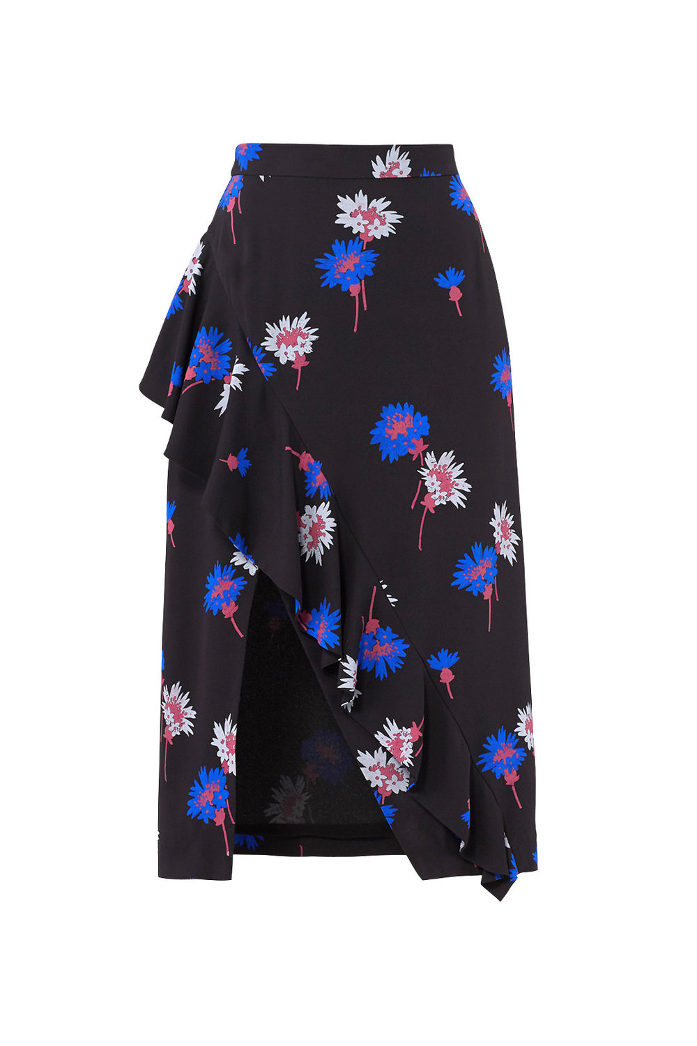 This floral grayson skirt by Tanya Taylor also comes in a dress and is available on Rent the Runway or in stores. GET IT IN YOUR LIFE!