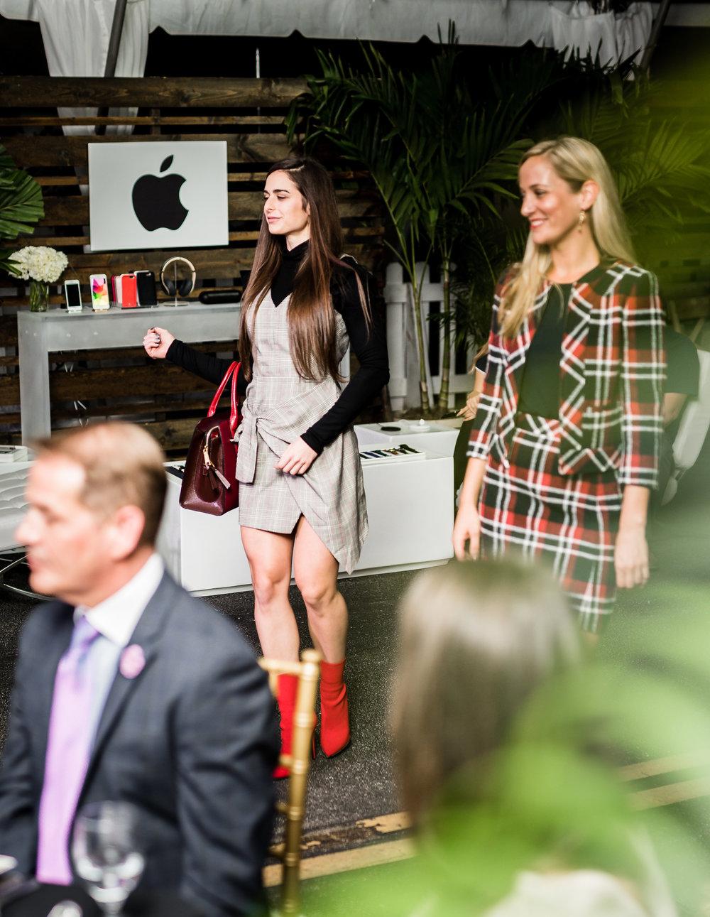 St. Johns Town Center Influencer Dinner Fashion Show