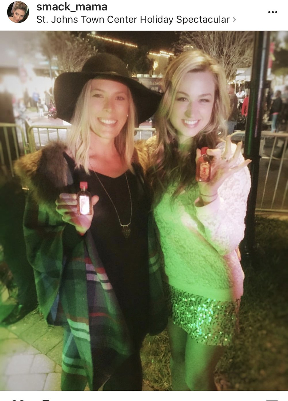 St Johns Town Center Holiday Spectacular featured by top Jacksonville blog, The Borrowed Babes