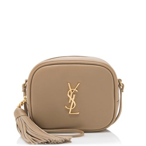 Saint Laurent Blogger Bag Bag Borrow or Steal Review featured by top US fashion blog, The Borrowed Babes