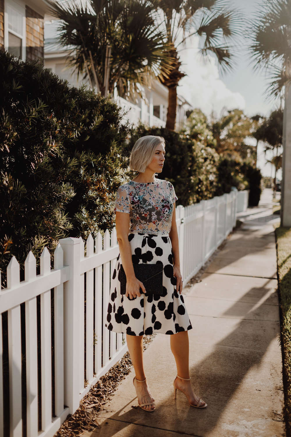 Stephanie Mack The Borrowed Babes fashion blog in Target Style Who What Wear Collection & A New Day Fall 2018