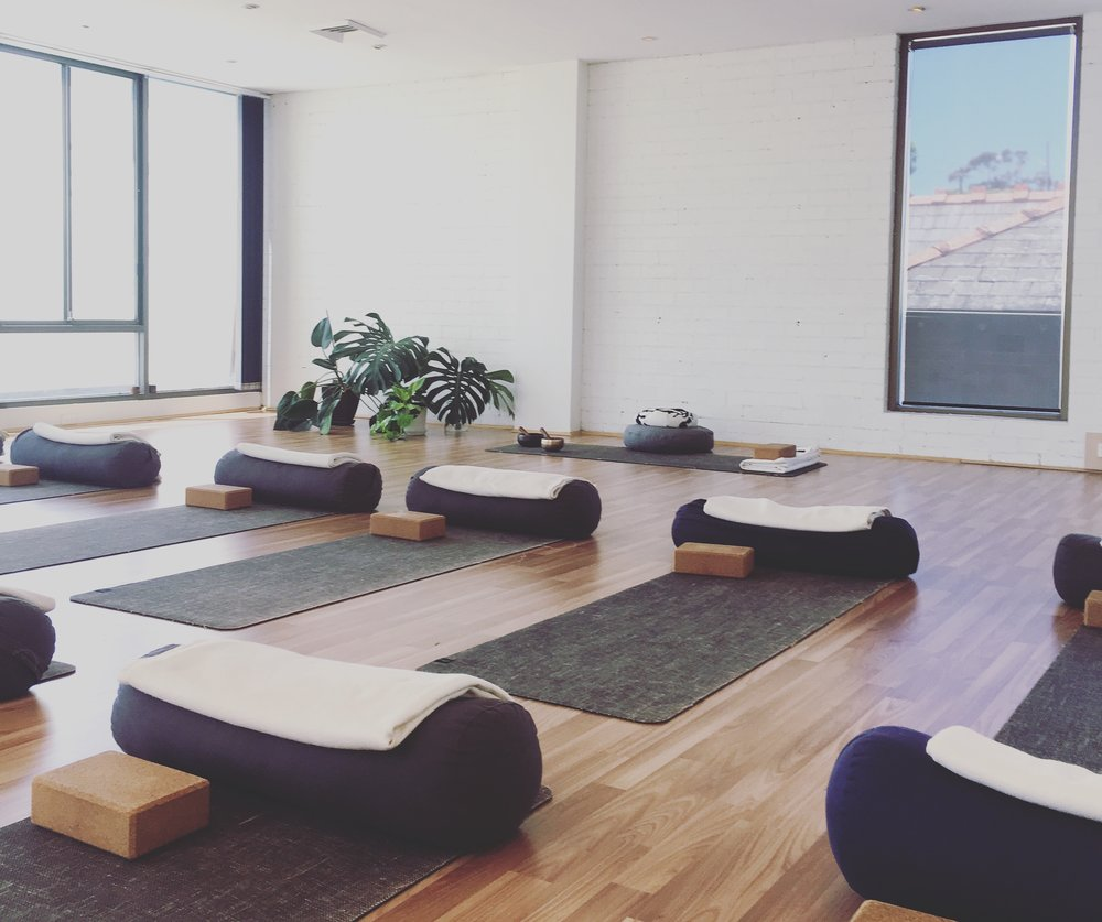 Yoga Sivana Yoga Room