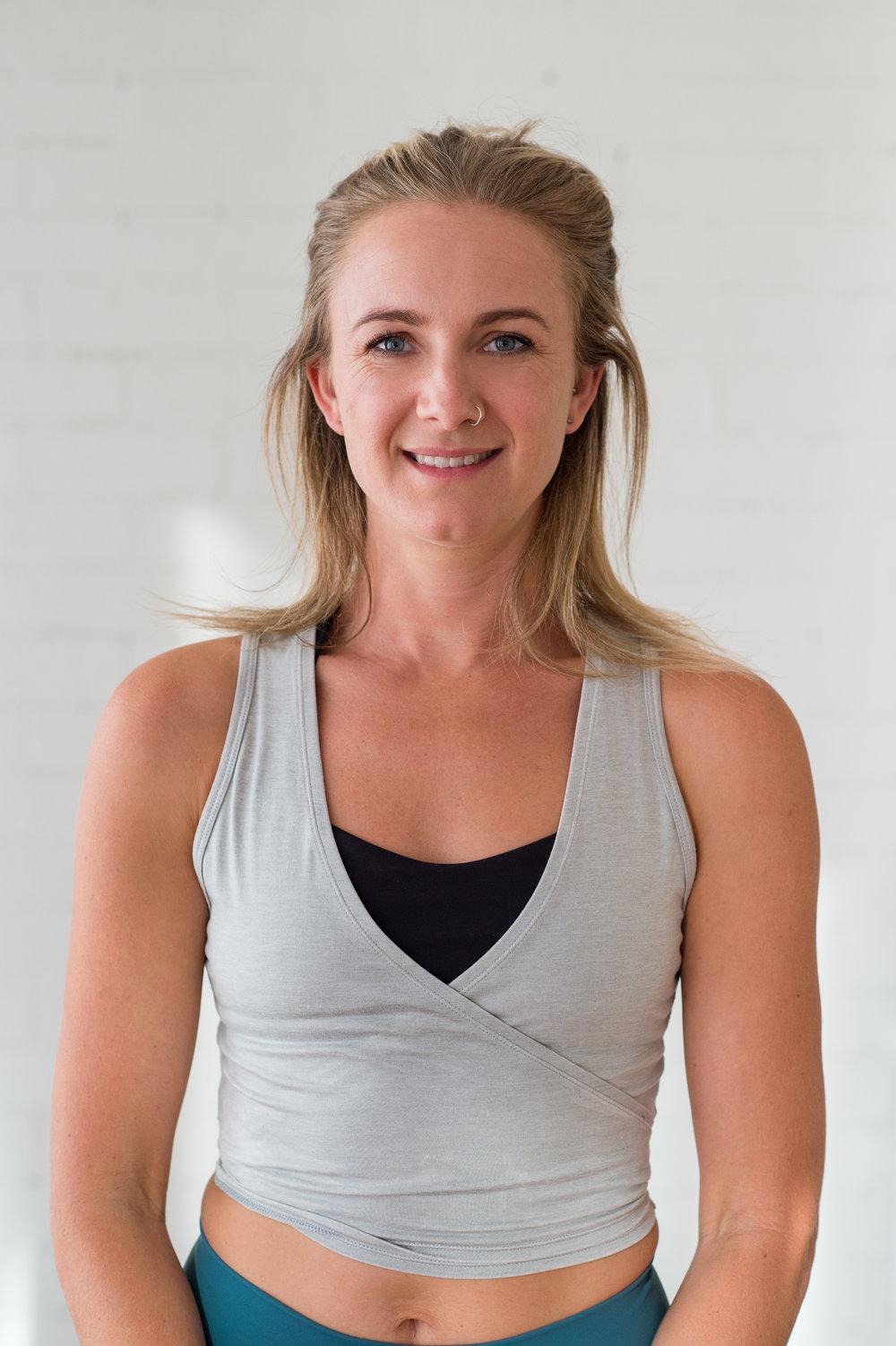 Lisa Theodore Woke Yoga