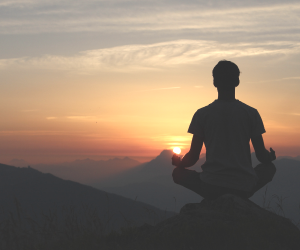 The Yin Side - Daily outdoor sunset Yin Yoga practices