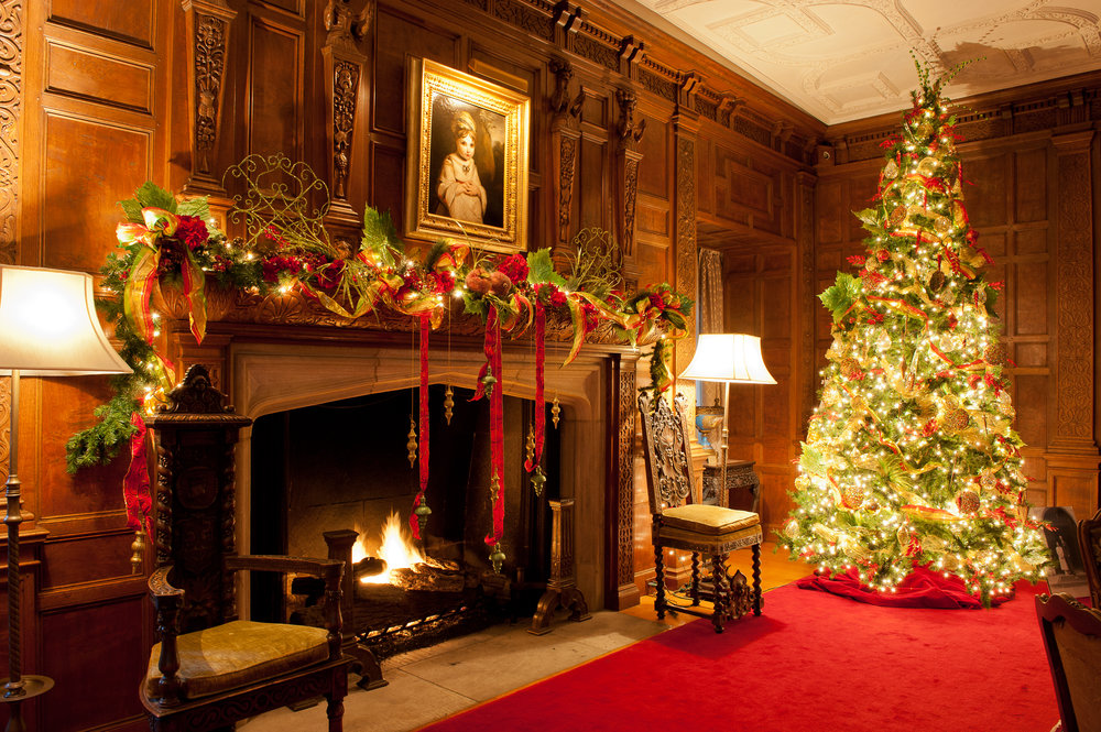 Holiday Walk Tours at Meadow Brook Hall