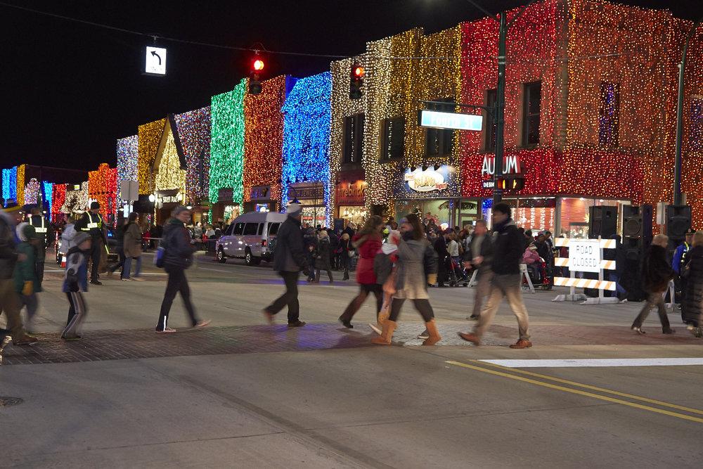 Rochester's Big, Bright Light Show